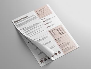 Resume Template Titan