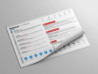 Resume Template Orient